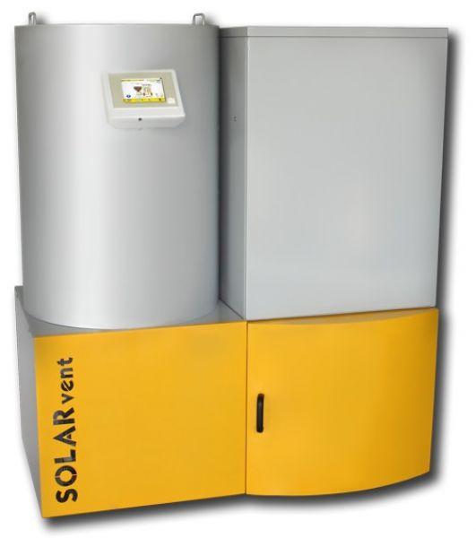 SOLARvent Pelletheizung iQ 3.0 (Premium-Line)